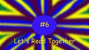 Let's Read Together Video Link