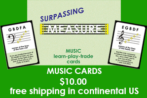 Music Trading Cards
